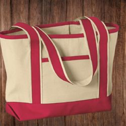 Q125800 20L Small Canvas Deluxe Tote Thumbnail
